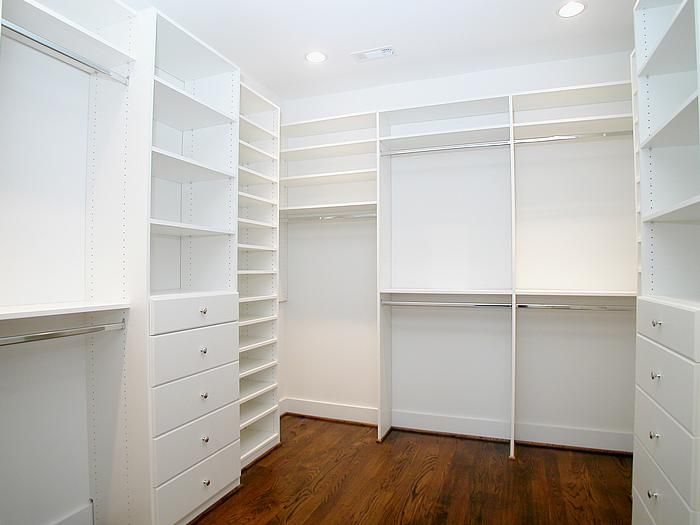 A Custom Closet By Atlanta Custom Closets For A New Modern Prairie Style  Home.