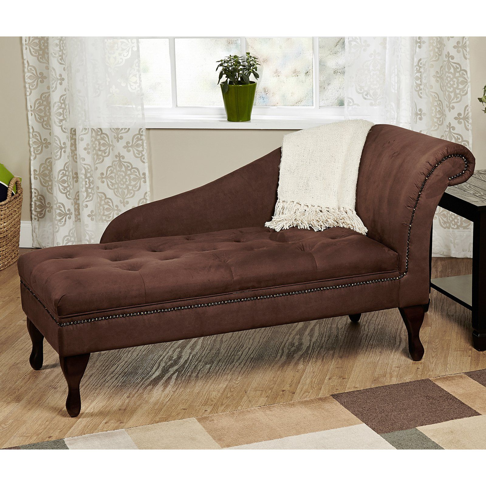Bb Chs M Sha 0023 Brown Chaise Longue Bespoke The Sofa