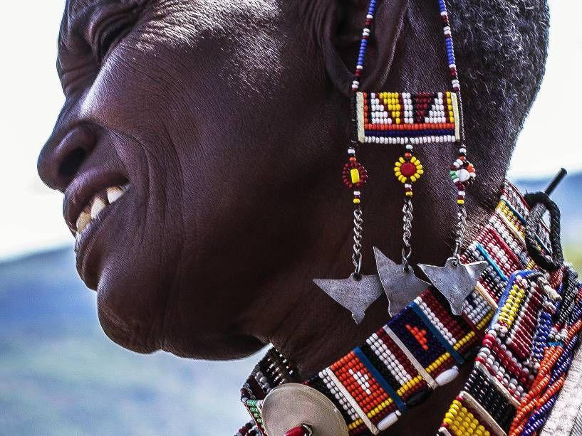 Os masai ou massais são um grupo étnico africano de seminômades localizado no Quênia e no norte da Tanzânia