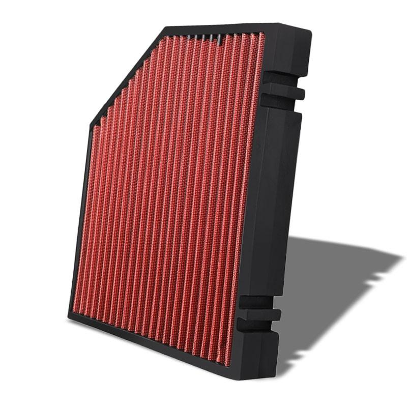 Red High Flow OE Style Drop-In Panel Cabin Air Filter For
