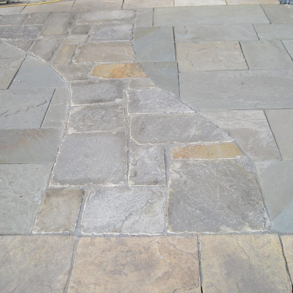 Pennsylvania Bluestone Tile Flooring