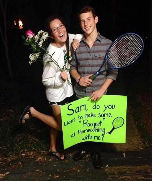 Our Daughter Was Asked To Homecoming In A Very Creative Way Love This Love That I Homecoming Dance Proposal Homecoming Proposal Cute Homecoming Proposals