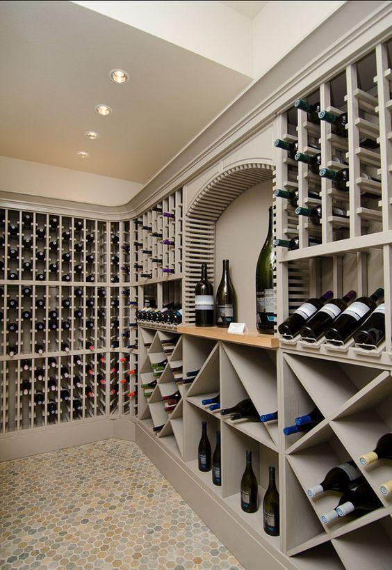 31 Modern Wine Cellar Design Ideas To Impress Your Guests Vinos