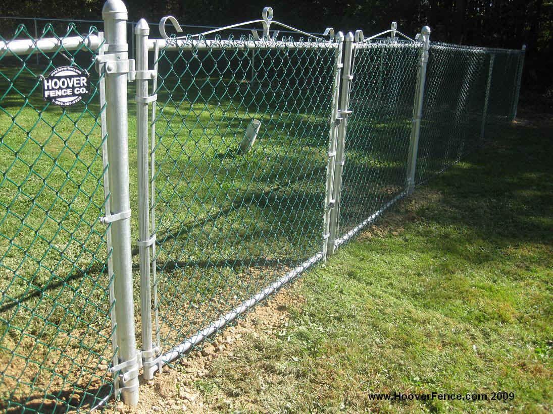 Genius Chain Link Fence Solution Zaun Selbstgemacht Zaun