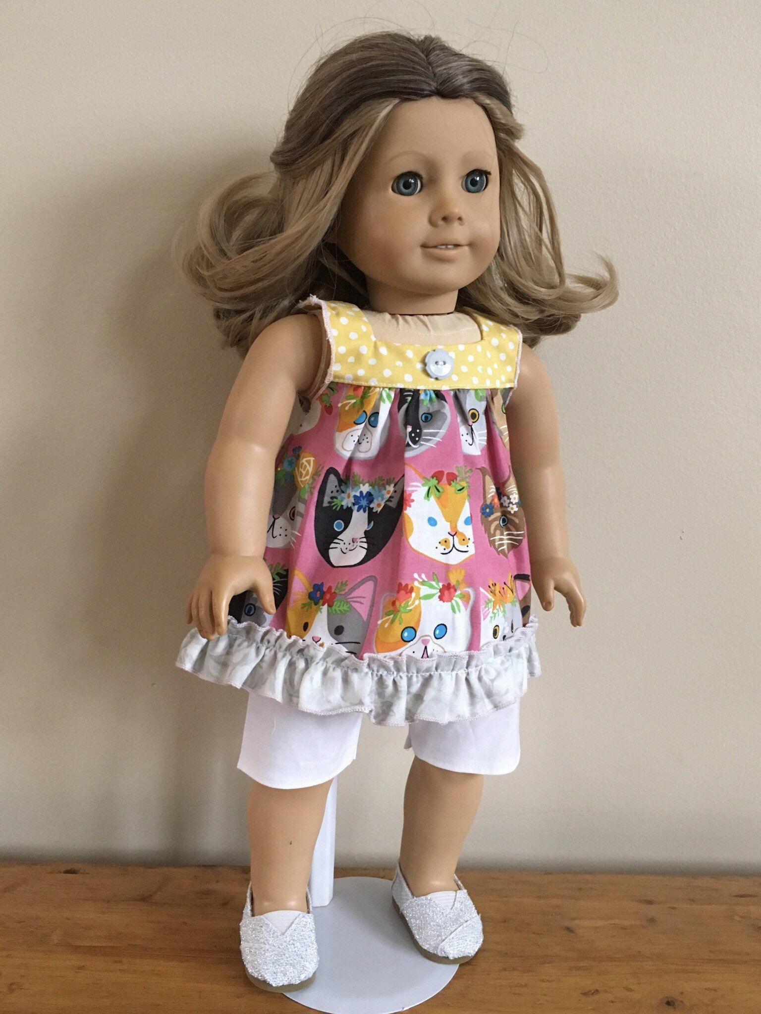 Pin on 18 Inch Doll Ideas