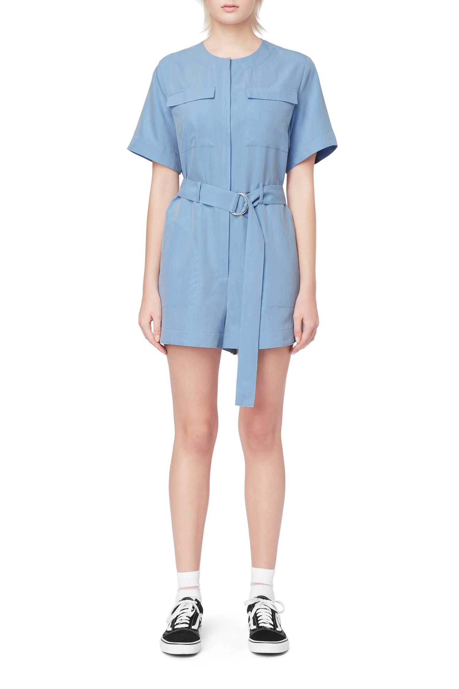 Et Of Pingis Weekday Blue Jumpsuit Vêtements Image In 6 A4wzfHPq