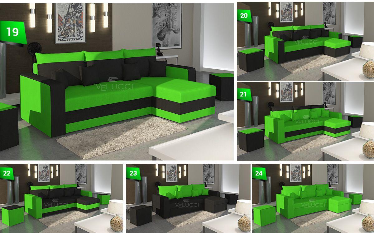 Erstaunlich Eckcouch Schlaffunktion Das Beste Von Details Zu Sofa Couch Ecksofa Bettkasten Sofagarnitur
