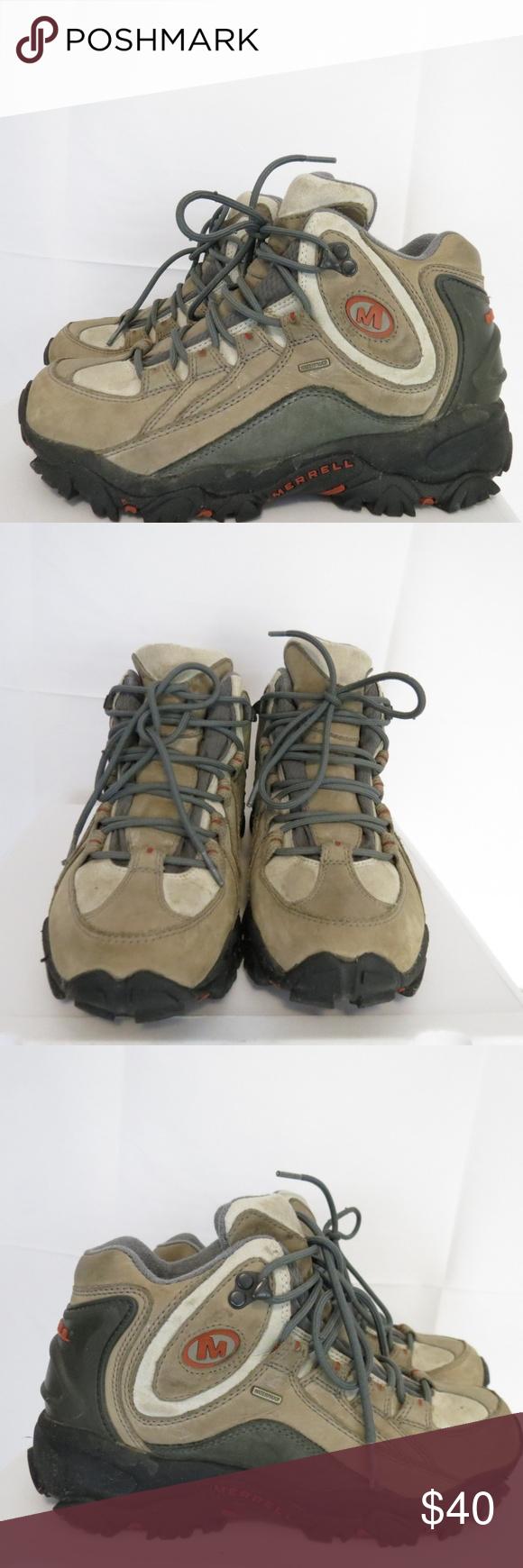 7.5 merrell boots women