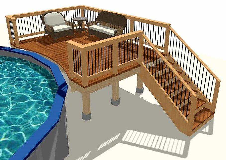 Deck plans code compliant details decksgo deck plans