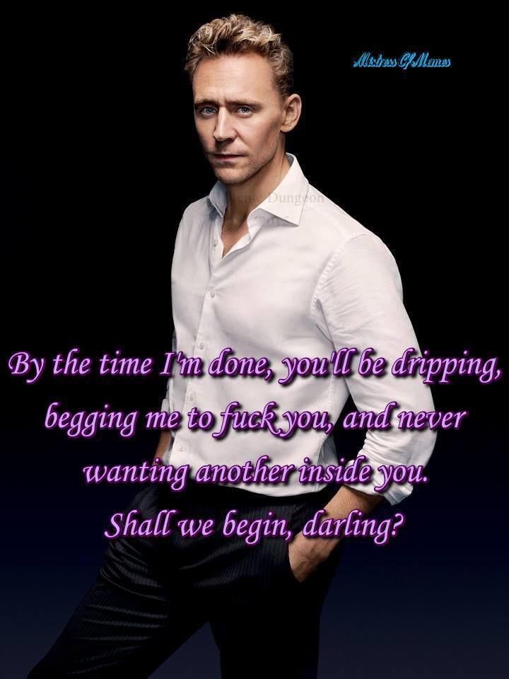 Pin by Savannah Hobbs on Fanfic | Tom hiddleston, Tom hiddleston