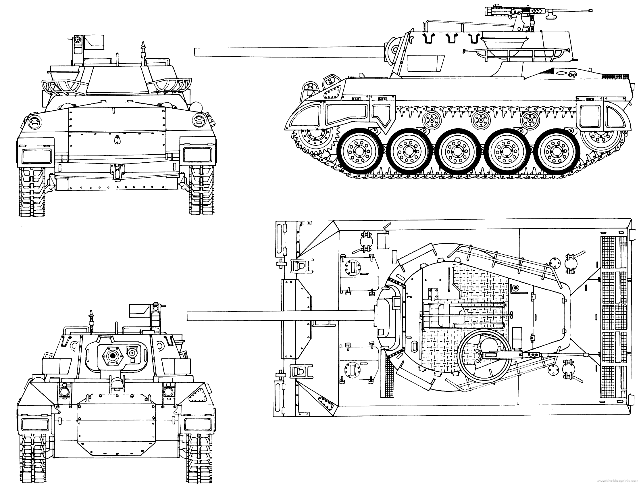 M18 Hellcat 76mm Gun Motor Carriage