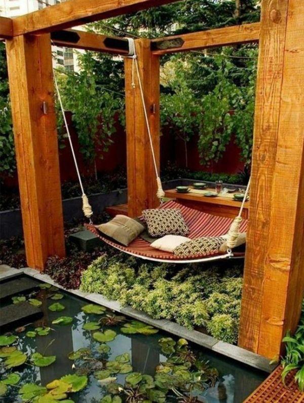 moderne gartengestaltung mit holz – flipnation, Garten ideen gestaltung