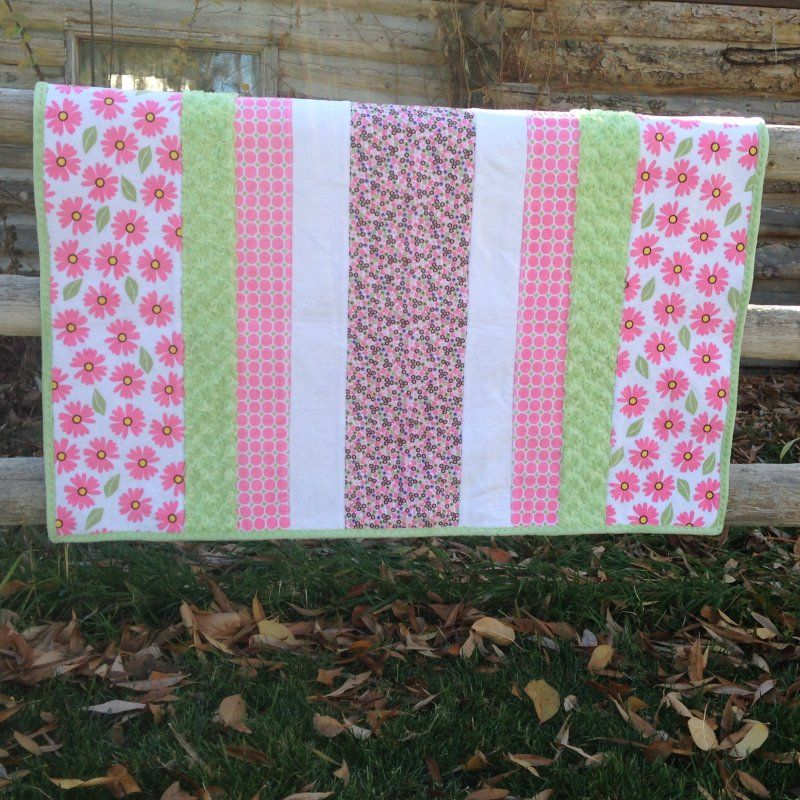 Daisies And Dots Quilts Quilt Kits Cuddle Soft