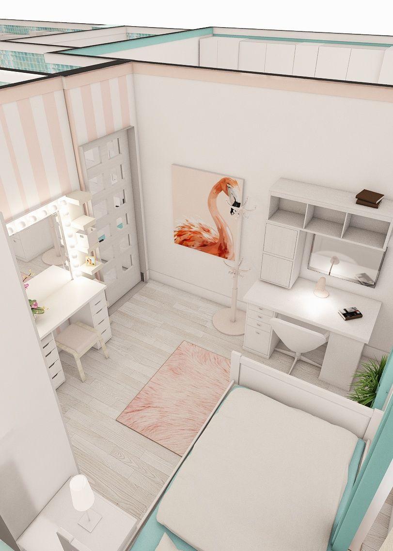 Light Pink Bedroom Room Layout Planner Room Planner Bedroom Planner Bedroom layout ideas app