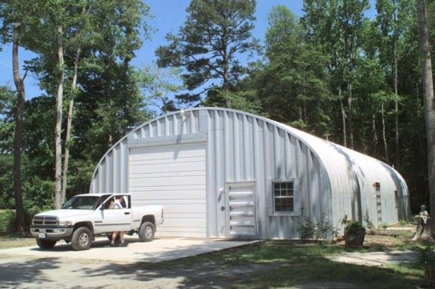 Well Designed Prefab Garage: Metal Buildings Garage, Prefab Garage Kits  Model ~ 3meia5