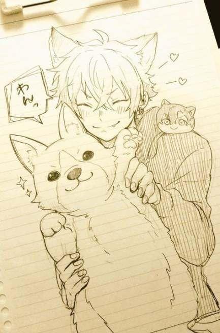 46 New Ideas Drawing Anime Boy Pencil Anime Drawings Boy Anime Drawings Sketches Anime Sketch