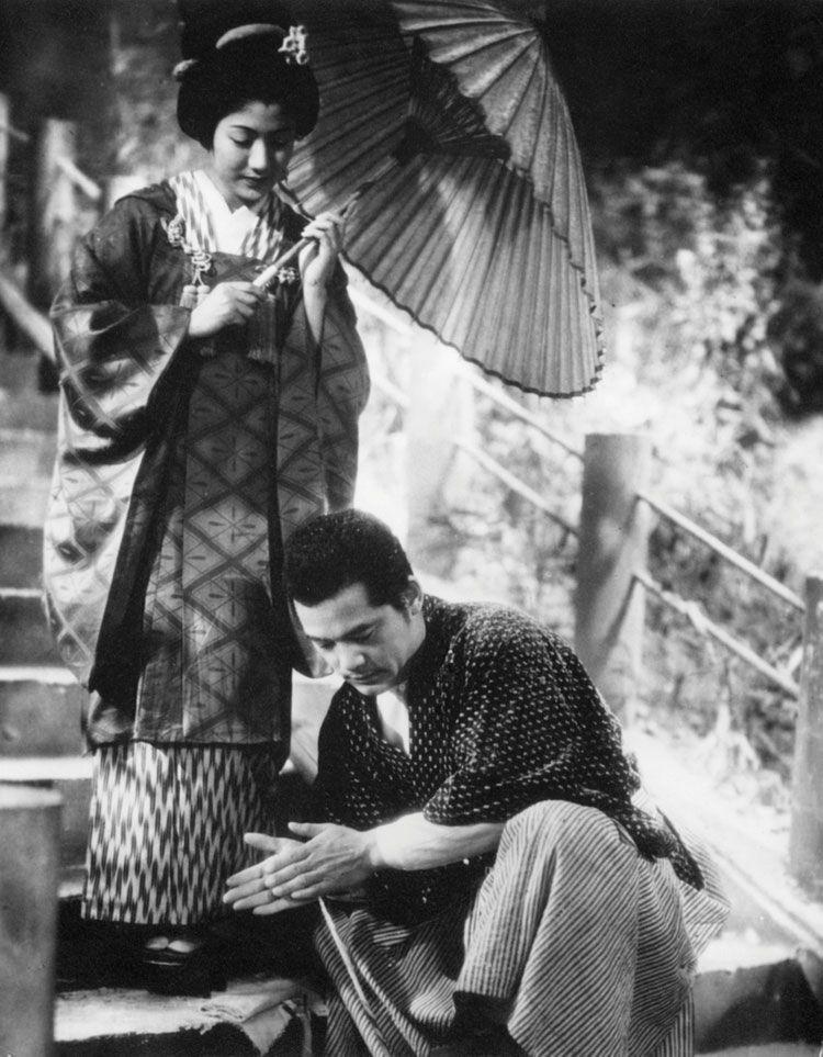Sanshiro Sugata (1943) Akira Kurosawa.