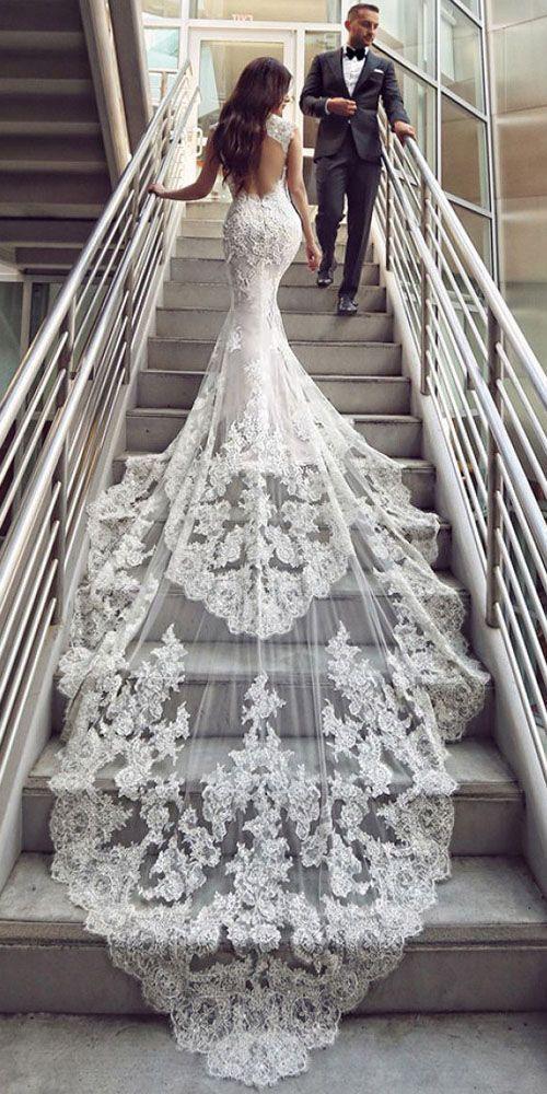 Meerjungfrau Brautkleider – Meerjungfrau Brautkleider – #Bridal Kleider #Kleider ….