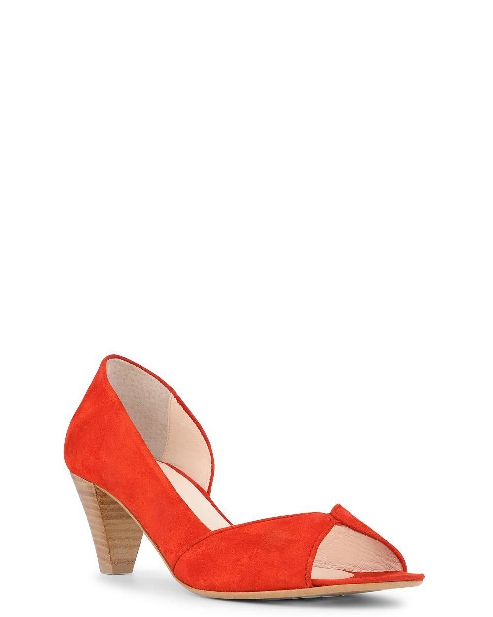 c10c4eb15b Femme - La Collection chaussures - Toutes les chaussures - Sandale -  Mélodie - Fraise