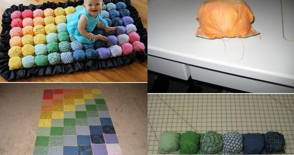 Manualidades hazlotumismo alfombra beb s tapetes - Hazlo tu mismo manualidades ...