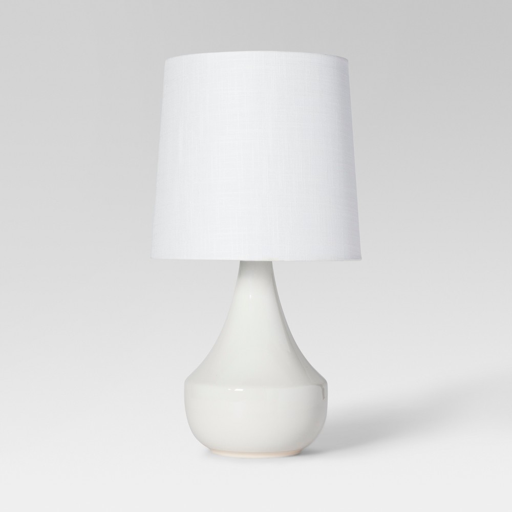 Montreal Wren Assembled Table Lamp White Includes Energy