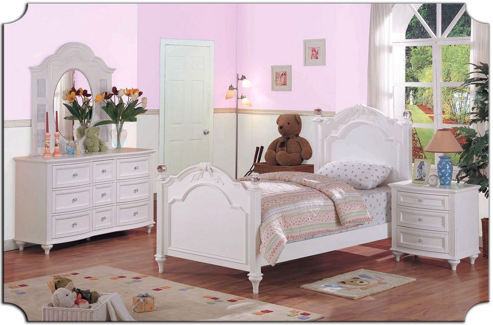 25 Cozy Kids Bedroom Furniture Sets Ideas That Make Their ...