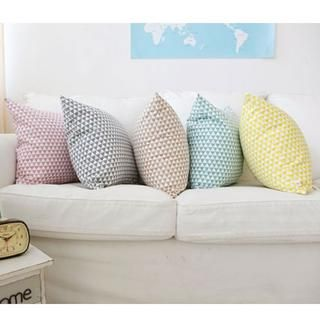 Patterned Cushion Cover from #YesStyle <3 iswas YesStyle.com