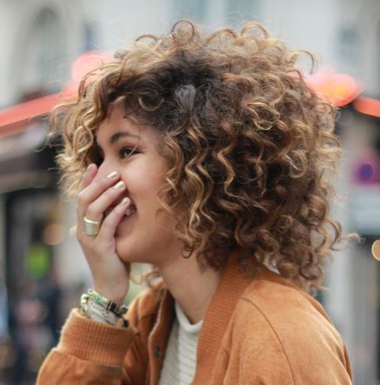 Enjoyable 1000 Images About Hair On Pinterest Curly Hairstyles Short Short Hairstyles Gunalazisus