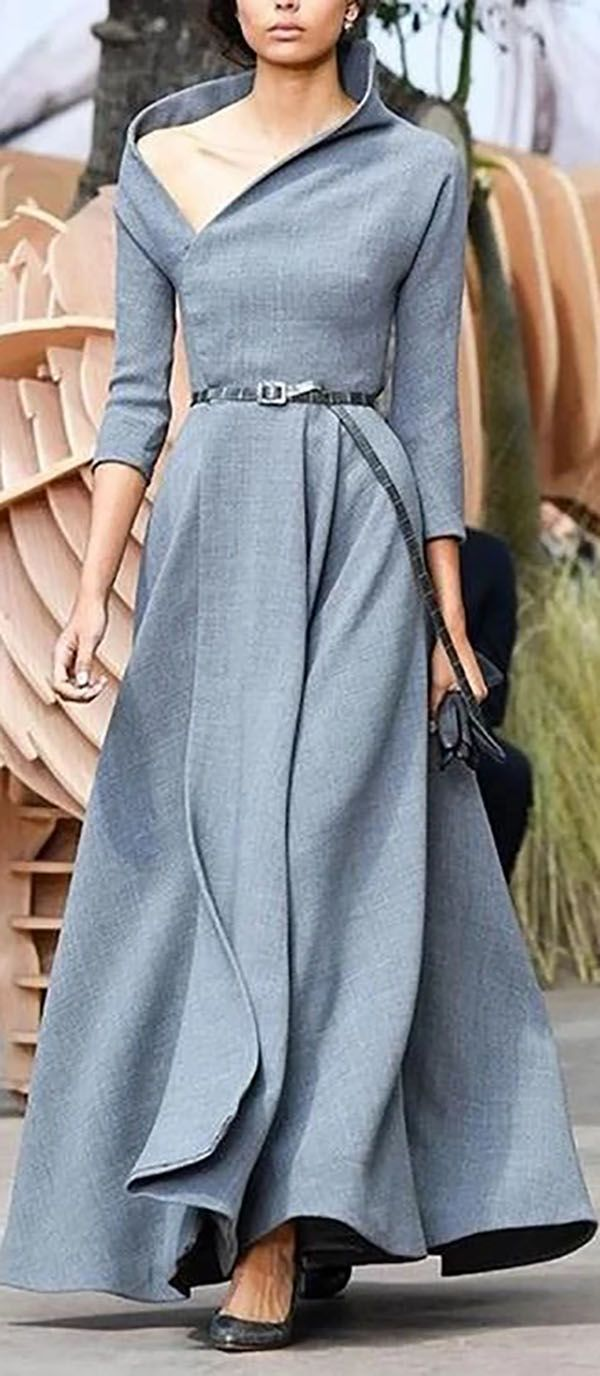 New Arrival Fashion Dress 0313