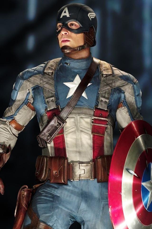 Captain America The First Captain America Wa Awsome So I Think