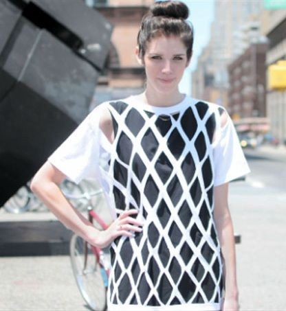 t shirt cut designs the badass diamond cut design by refinery 29 check