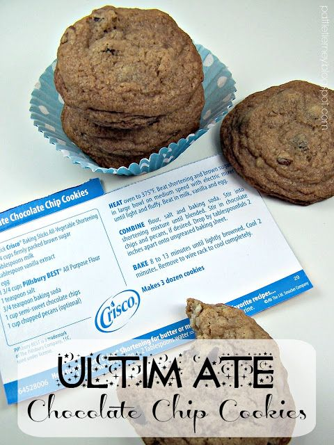 Olla-Podrida: Ultimate Chocolate Chip Cookies