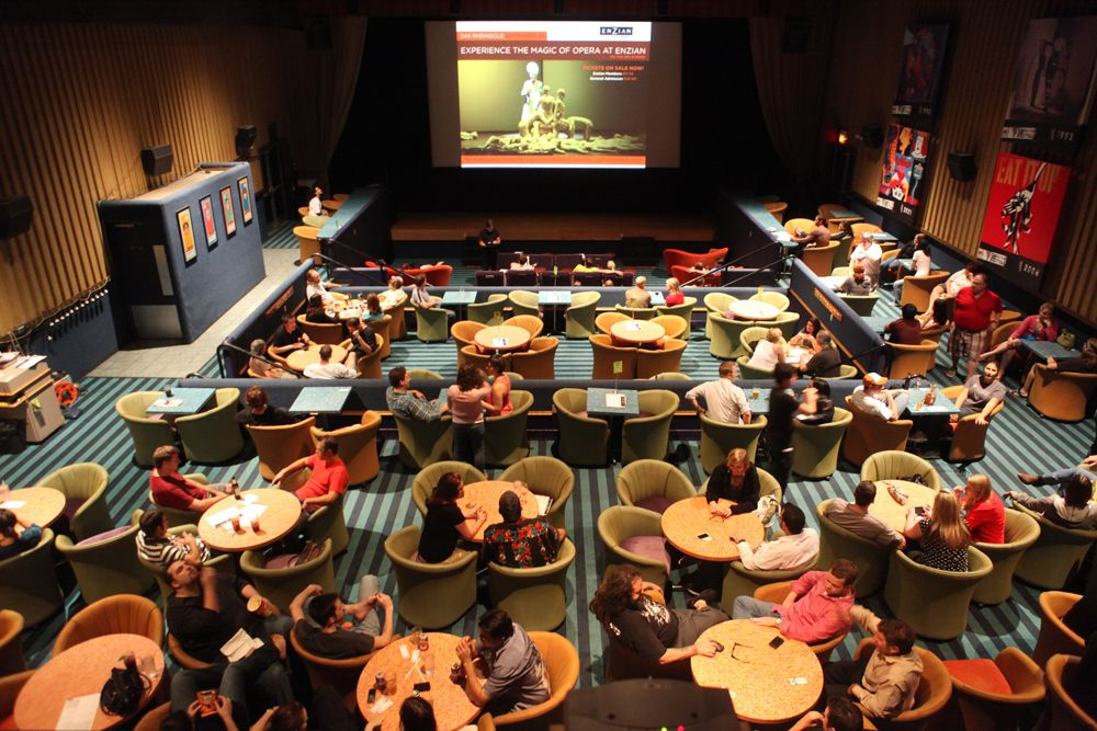 America's 7 Best Movie Theaters for Food Lovers Movie