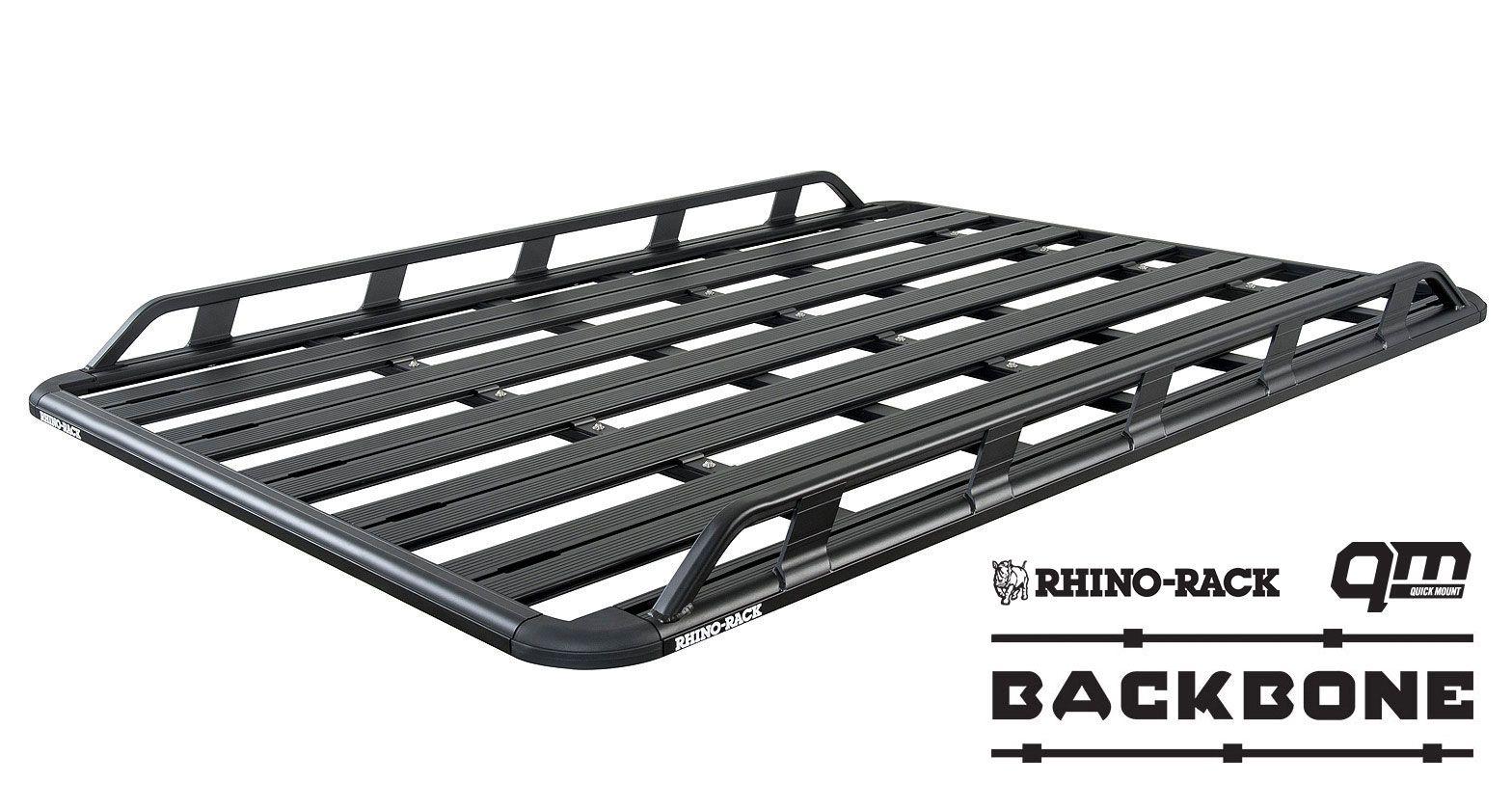 The Pioneer Elevation With Rhino Rack Backbone