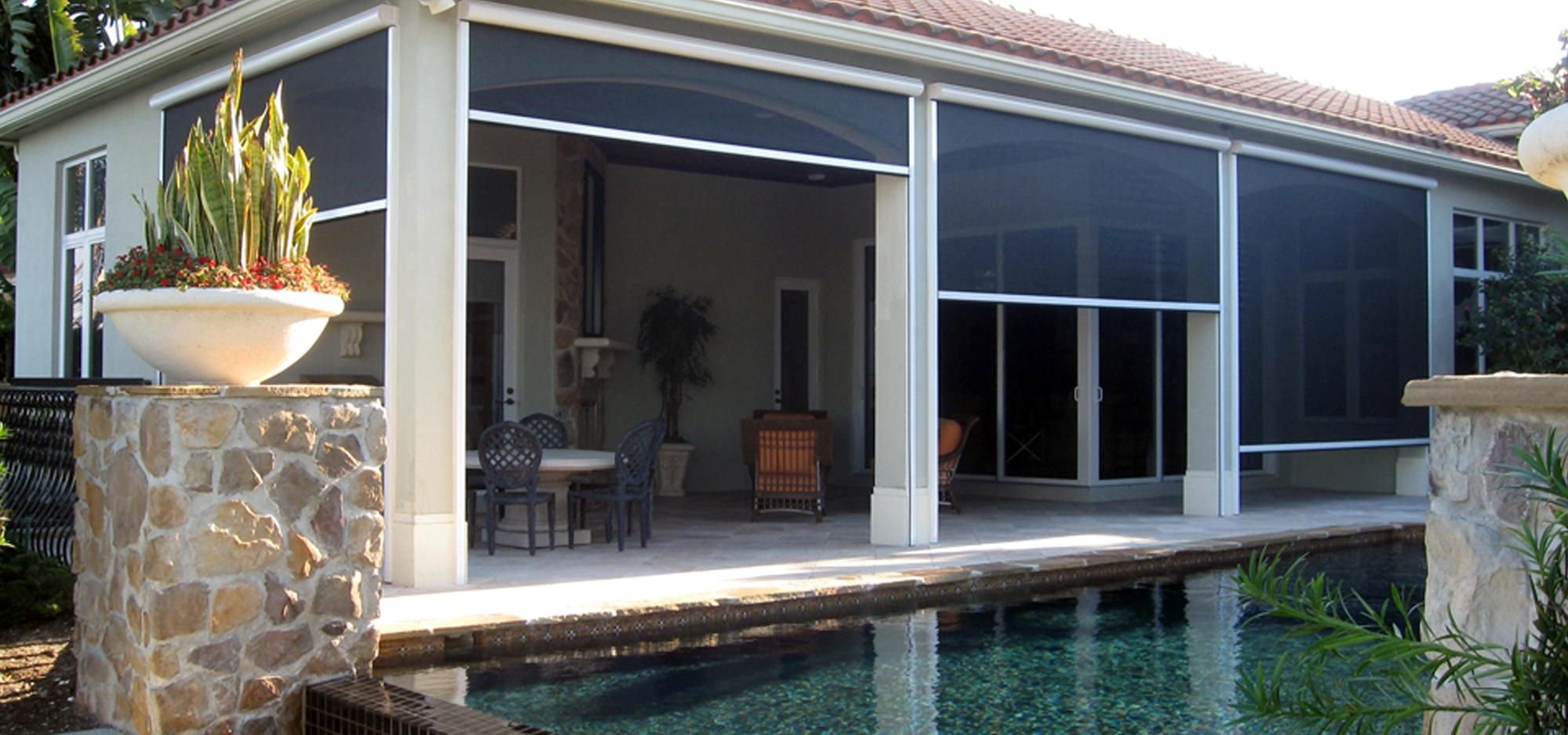french doors to screened in porch french door screens motorized power screens