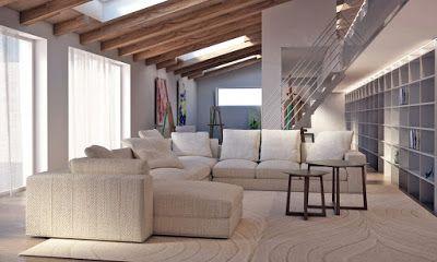 Arredamento Loft ~ Arredamento e dintorni: loft open space arredamento e dintorni