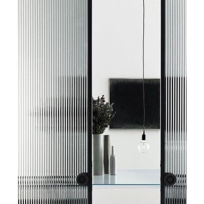 Soudasouda Soudabrooklyn Giannabelle D E T A I L Love These Doors By Glas Italia Designer Glass Partition Designs Sliding Glass Door Door Design