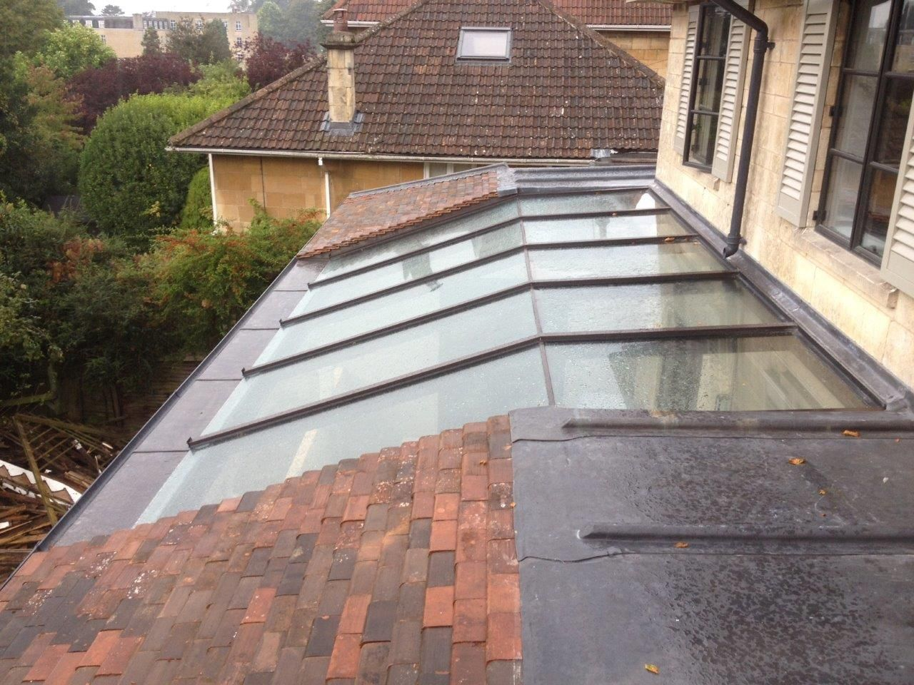 Pin on Mono and double pitched roofs