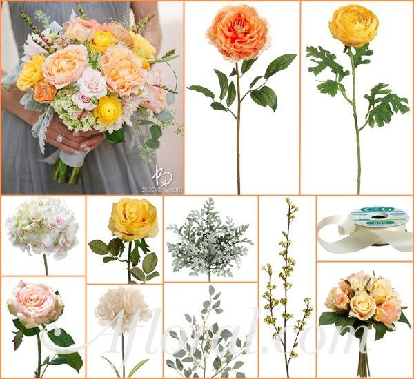 Peach and yellow flowers inspiration photo brooke images peach and yellow flowers inspiration photo brooke images floral designer liz flowers mightylinksfo