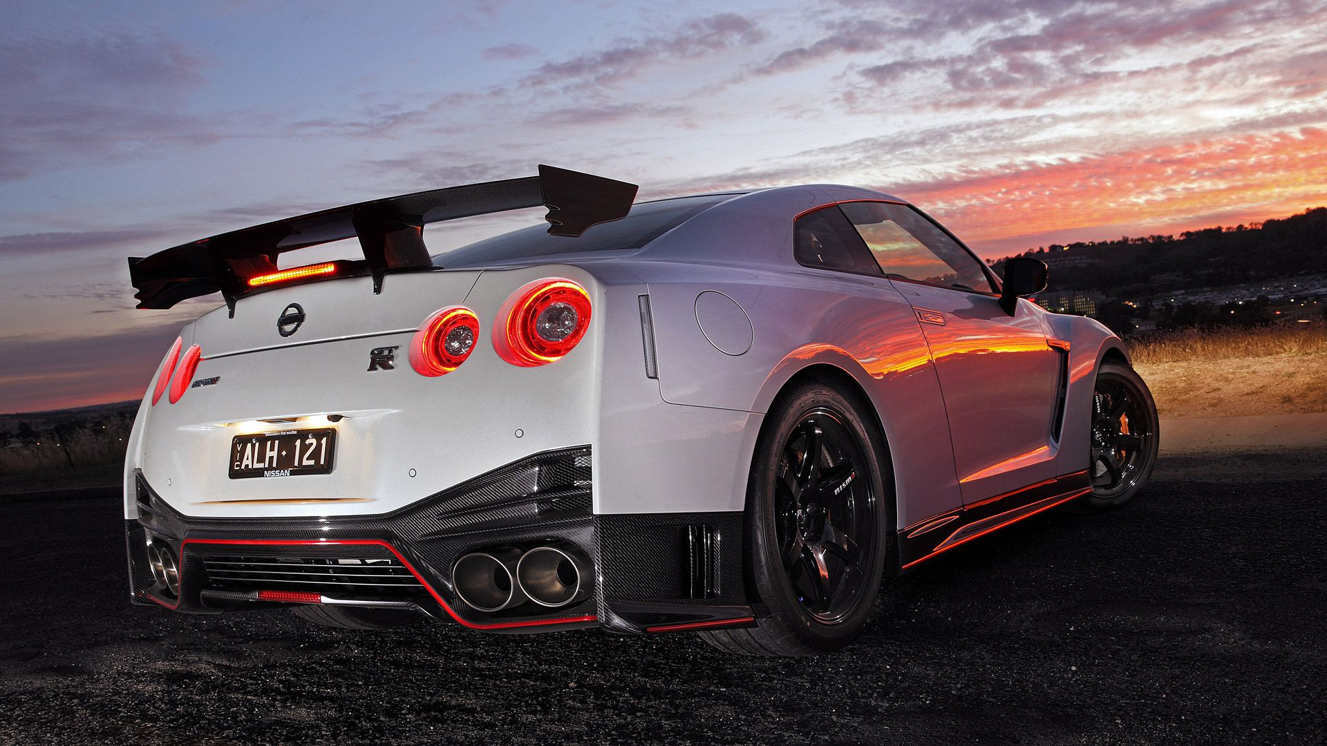 Nissan Gtr Nismo Wallpaper Desktop Background (With images