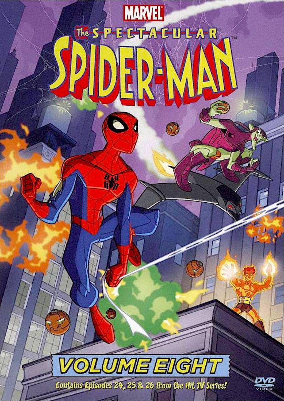 watch spectacular spider man season 3