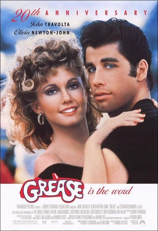 Ver Online Grease Subtitulada Hd 720p Vk El Mejor Cine En Casa Chillancomparte Com Grease Movie Movie Covers Romantic Movies