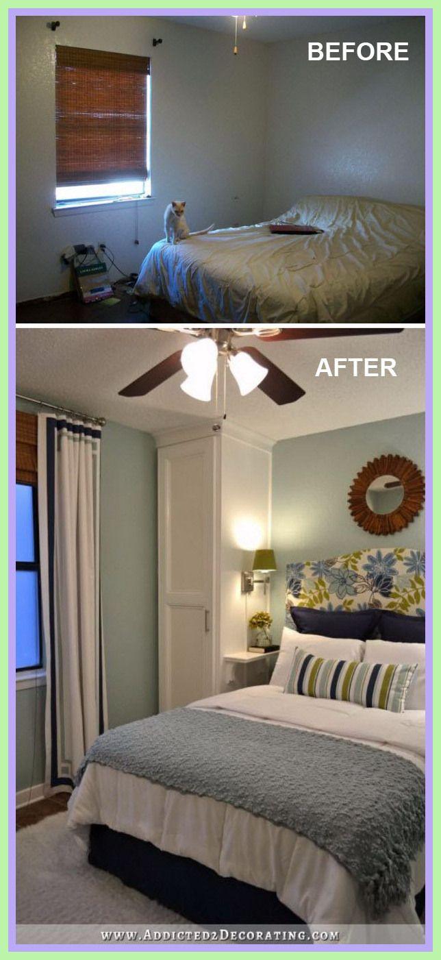 84 Reference Of Small Master Bedroom Organization Ideas In 2020 Small Master Bedroom Small Apartment Bedrooms Minimalist Bedroom Design