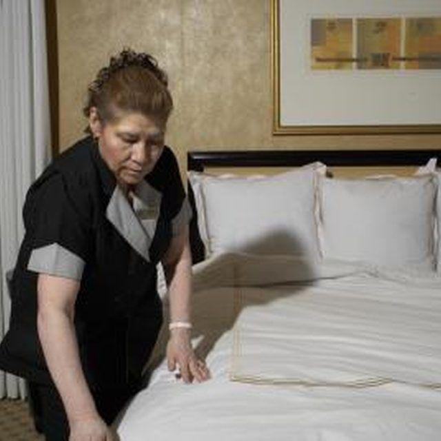 Hotel Housekeeping Services: Housekeeper's Week Is Observed In September.