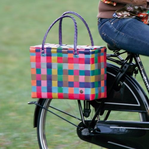 Recycled Straps Pannier I Like It Because It S Recycled It S
