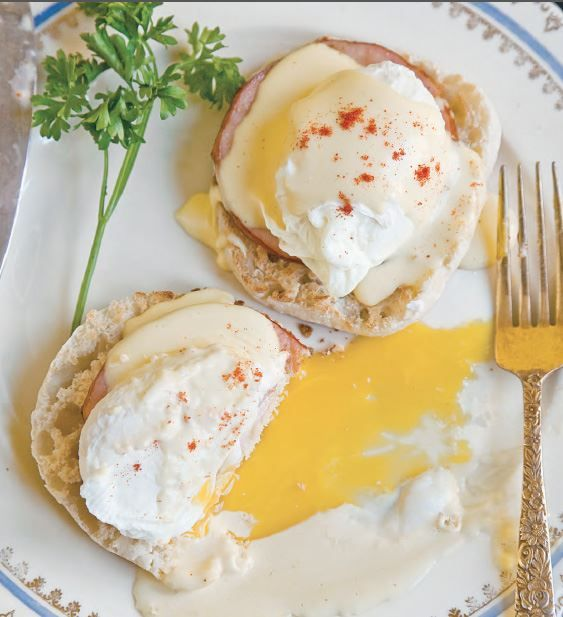 11 Delicious Ways to Make #Eggs Benedict #goodmorning