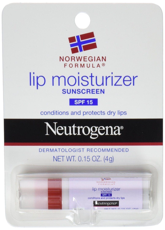 Neutrogena Neutrogena Norwegian Formula Lip Moisturizer