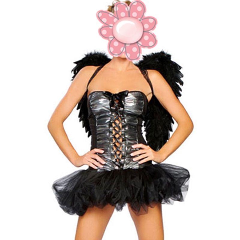 Superstar Nude Angel Costume Pictures