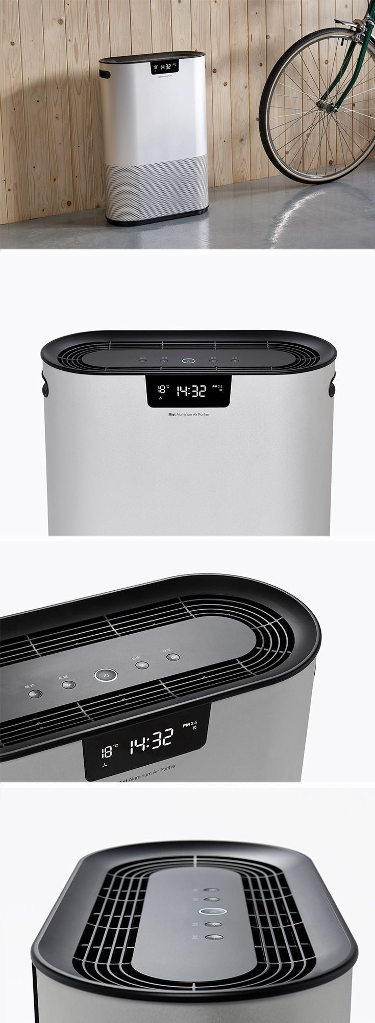 Pin by 倪可人 on details Air purifier design, Air cleaner