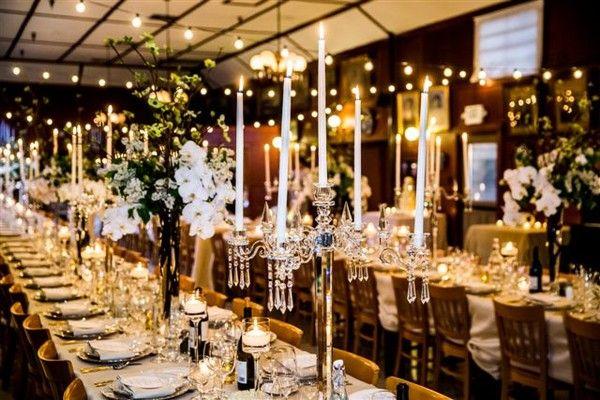 Wedding Reception At The Union Hotel Occidental Ca
